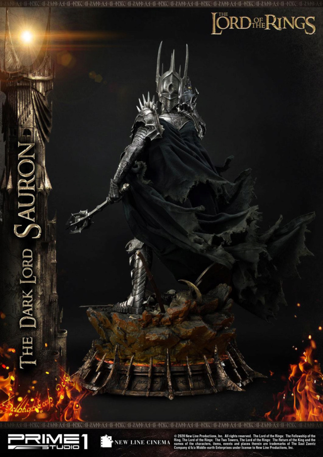 Lord of the Rings – Sauron 1/4 Scale Statue Prime267