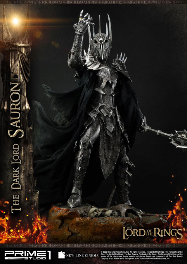 Lord of the Rings – Sauron 1/4 Scale Statue Prime269