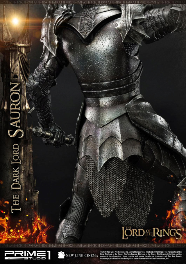 Lord of the Rings – Sauron 1/4 Scale Statue Prime275