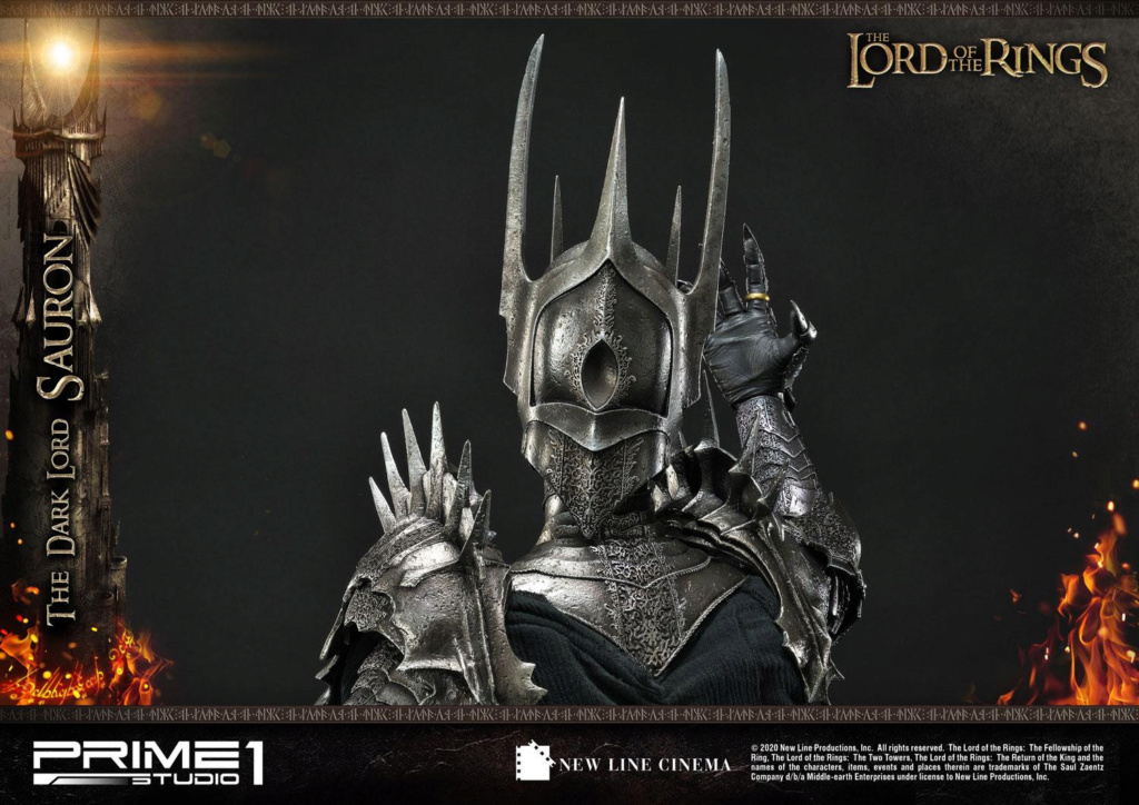 Lord of the Rings – Sauron 1/4 Scale Statue Prime279