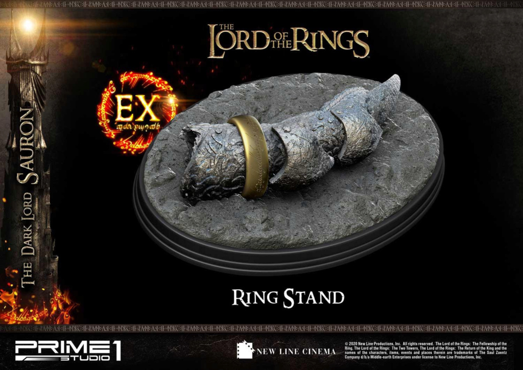 Lord of the Rings – Sauron 1/4 Scale Statue Prime283