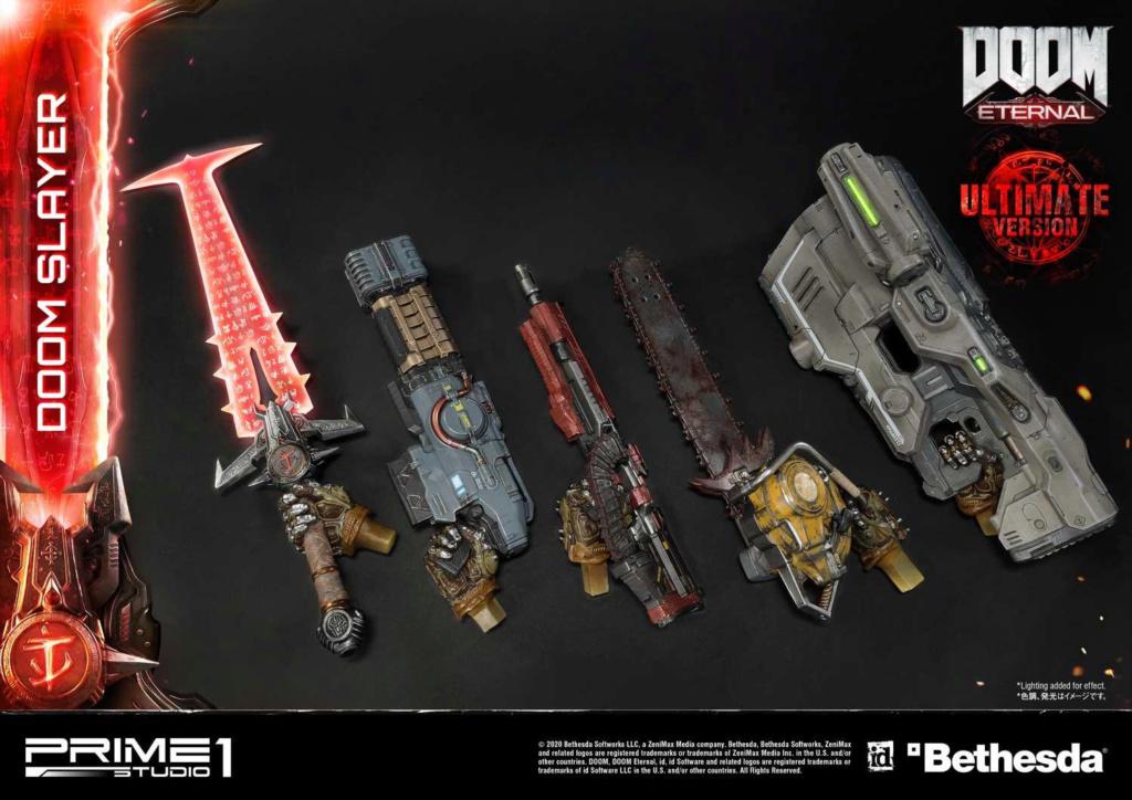 Doom Eternal - Ultimate Museum Masterline Doom Slayer 1/3 statue Prime289
