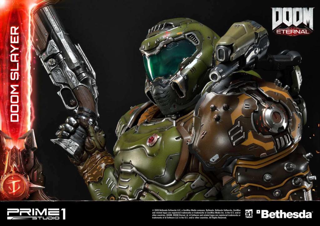 Doom Eternal - Ultimate Museum Masterline Doom Slayer 1/3 statue Prime293