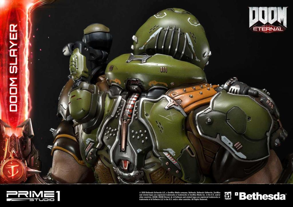 Doom Eternal - Ultimate Museum Masterline Doom Slayer 1/3 statue Prime294