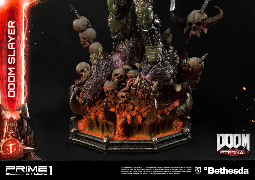 Doom Eternal - Ultimate Museum Masterline Doom Slayer 1/3 statue Prime297