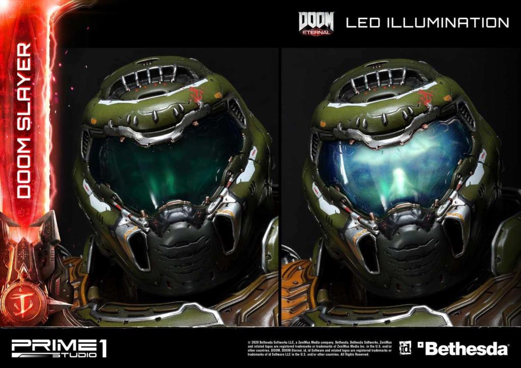 Doom Eternal - Ultimate Museum Masterline Doom Slayer 1/3 statue Prime298