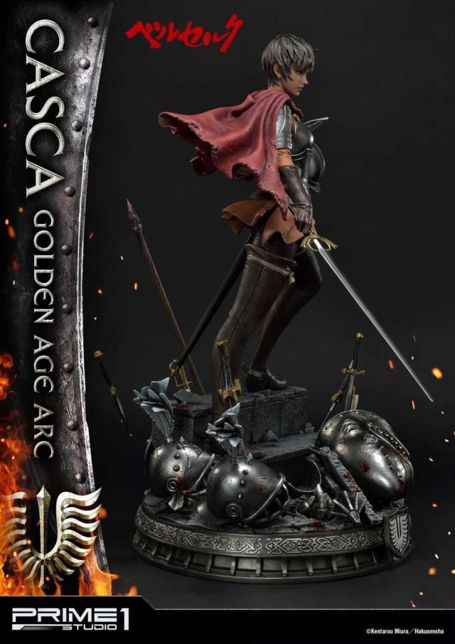 Berserk: Golden Age Arc – Casca 1/4 Scale Statue Prime334