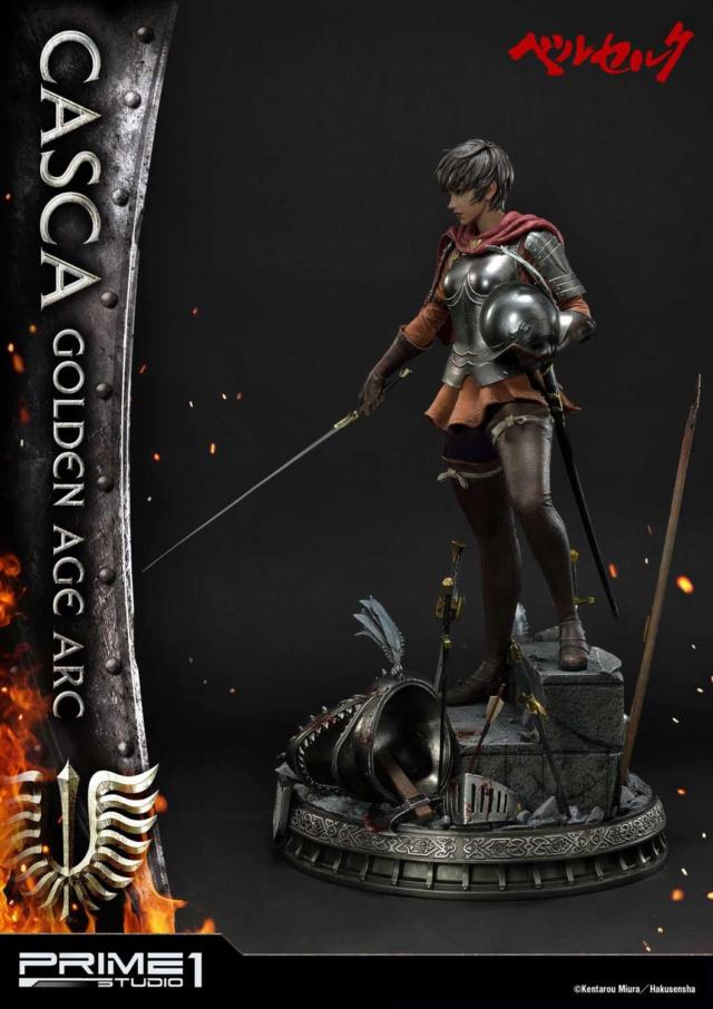 Berserk: Golden Age Arc – Casca 1/4 Scale Statue Prime336