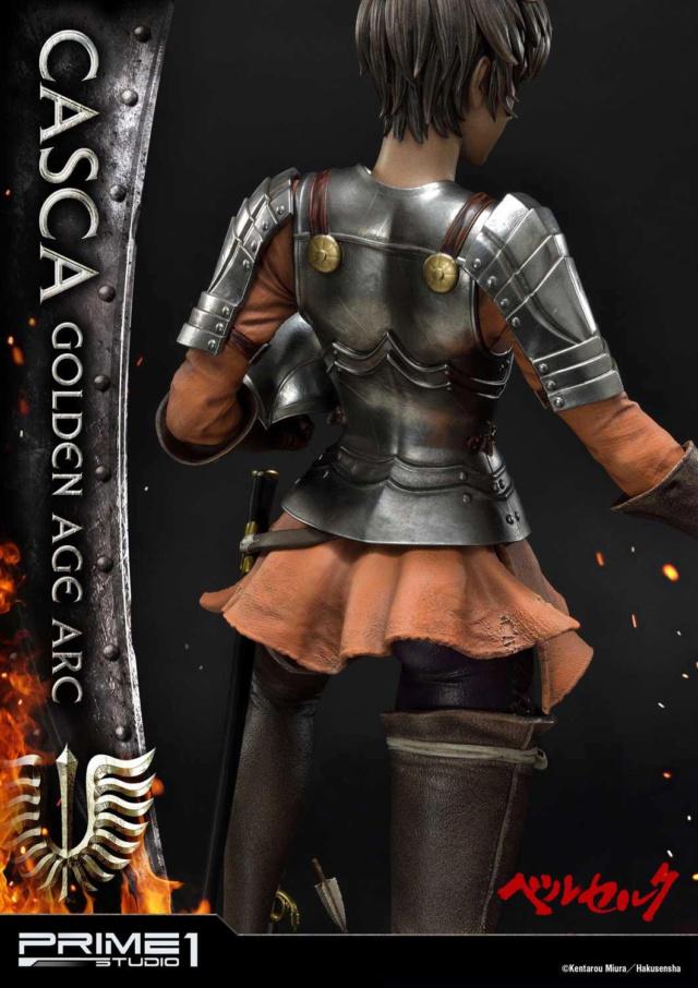 Berserk: Golden Age Arc – Casca 1/4 Scale Statue Prime338