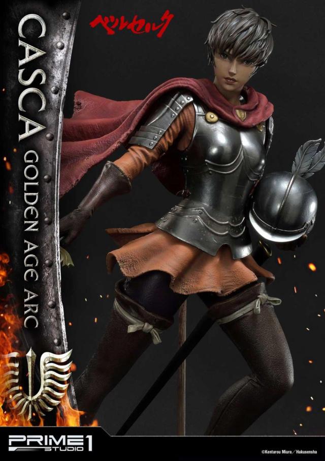 Berserk: Golden Age Arc – Casca 1/4 Scale Statue Prime339