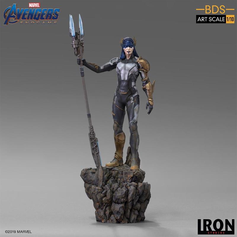 IRON STUDIOS : Avengers: Endgame - Proxima Midnight Black Order BDS Art Scale 1/10 Proxim11