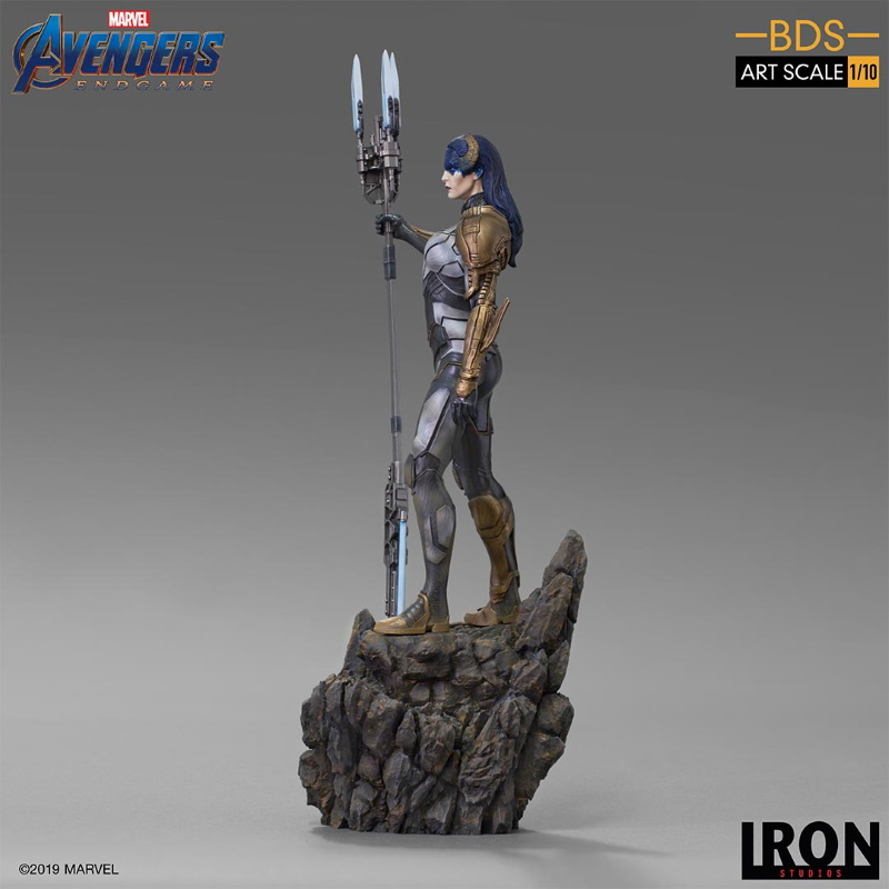 IRON STUDIOS : Avengers: Endgame - Proxima Midnight Black Order BDS Art Scale 1/10 Proxim12