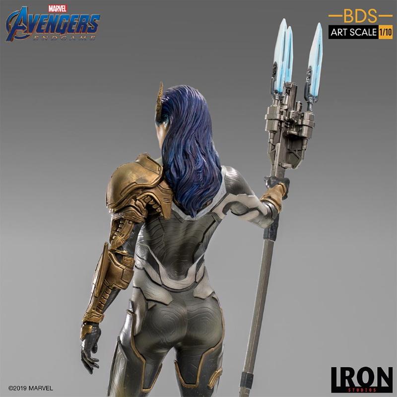 IRON STUDIOS : Avengers: Endgame - Proxima Midnight Black Order BDS Art Scale 1/10 Proxim18