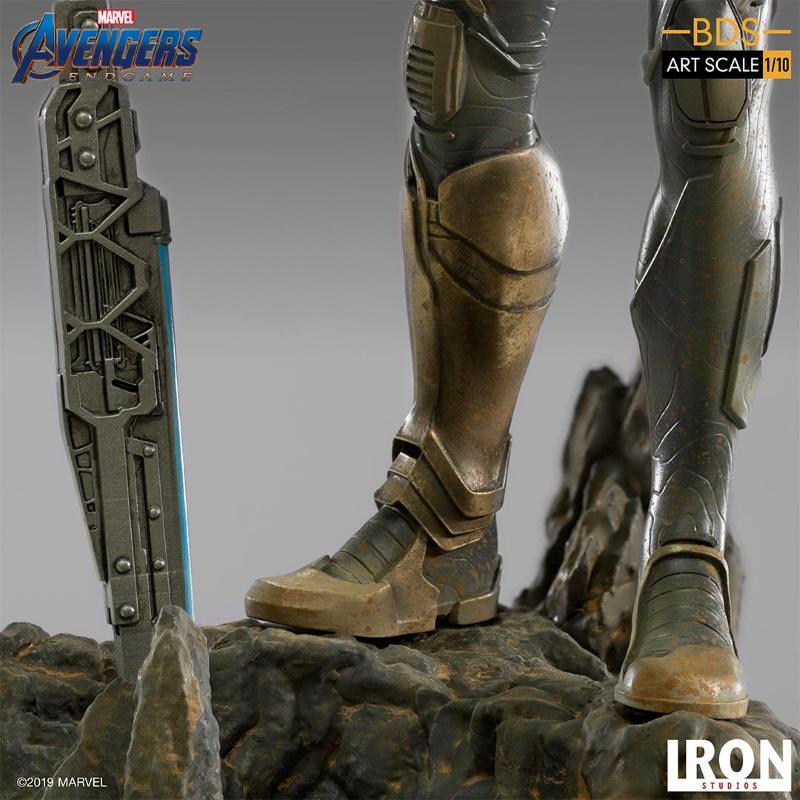 IRON STUDIOS : Avengers: Endgame - Proxima Midnight Black Order BDS Art Scale 1/10 Proxim19