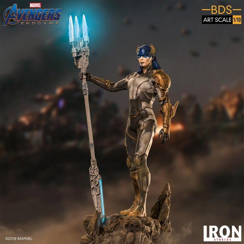 IRON STUDIOS : Avengers: Endgame - Proxima Midnight Black Order BDS Art Scale 1/10 Proxim23