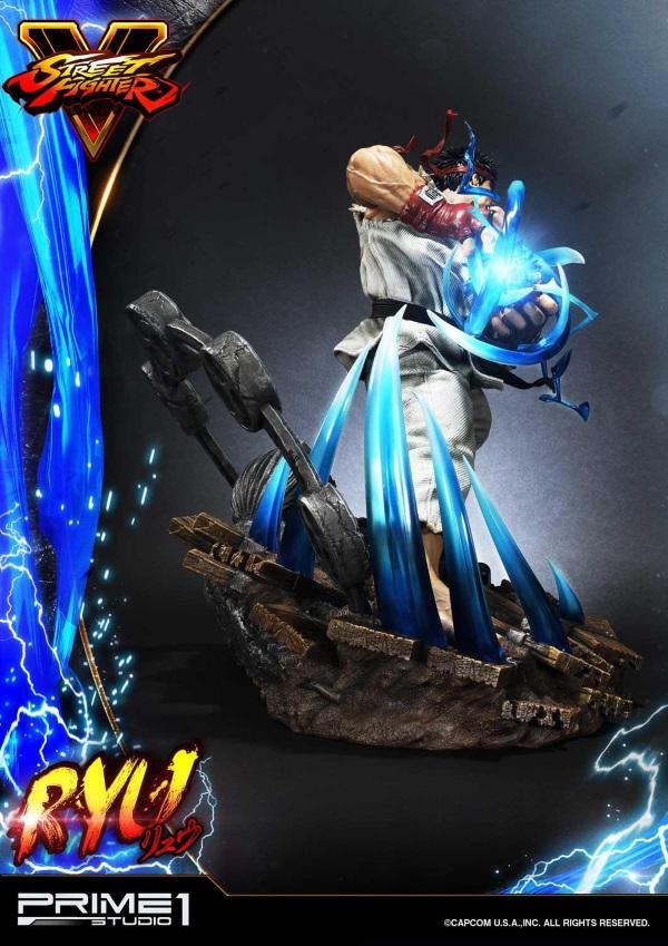 Street Fighter V – Ryu 1/4 Statue Ryu_st13