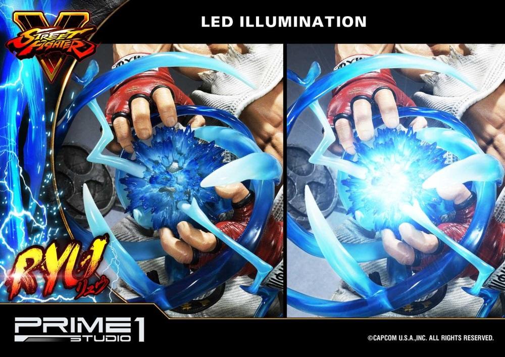 Street Fighter V – Ryu 1/4 Statue Ryu_st16