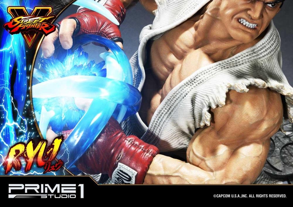 Street Fighter V – Ryu 1/4 Statue Ryu_st25