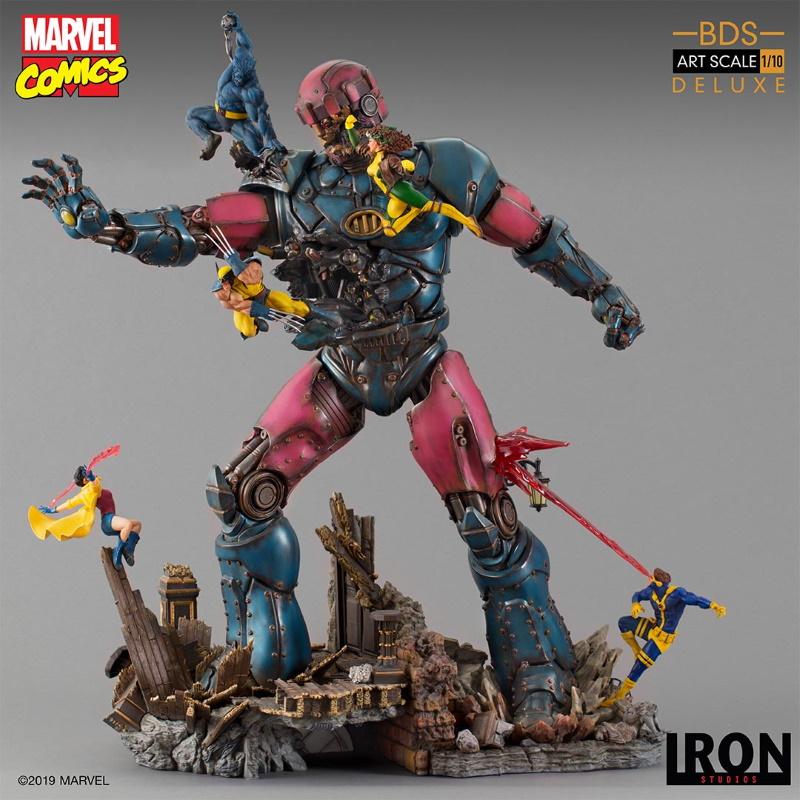 IRON STUDIOS : X-Men vs Sentinel 1/10 Scale Deluxe Statue Sentin32