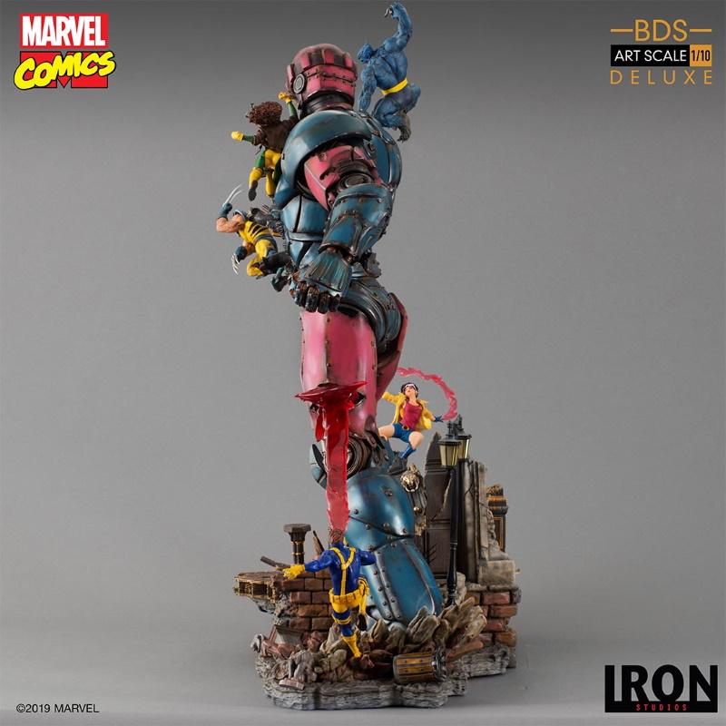 IRON STUDIOS : X-Men vs Sentinel 1/10 Scale Deluxe Statue Sentin34