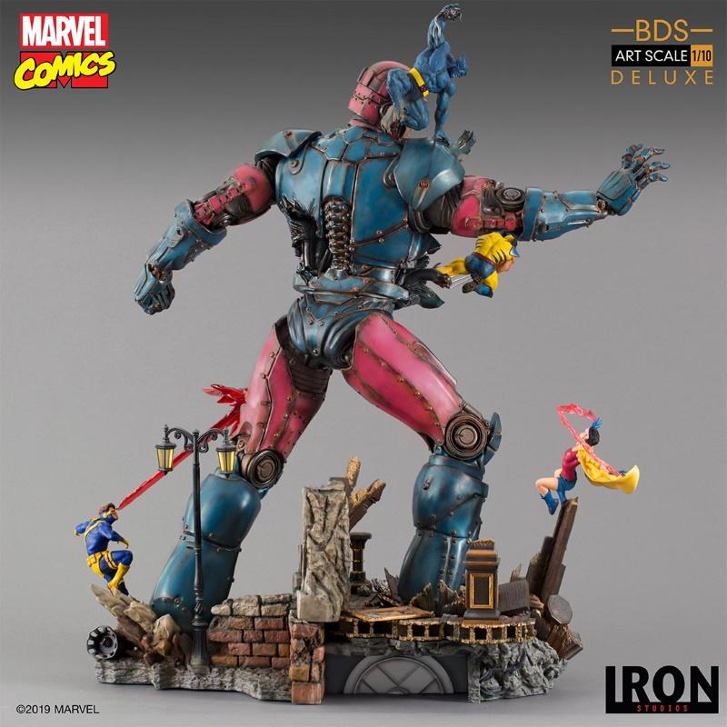 IRON STUDIOS : X-Men vs Sentinel 1/10 Scale Deluxe Statue Sentin35