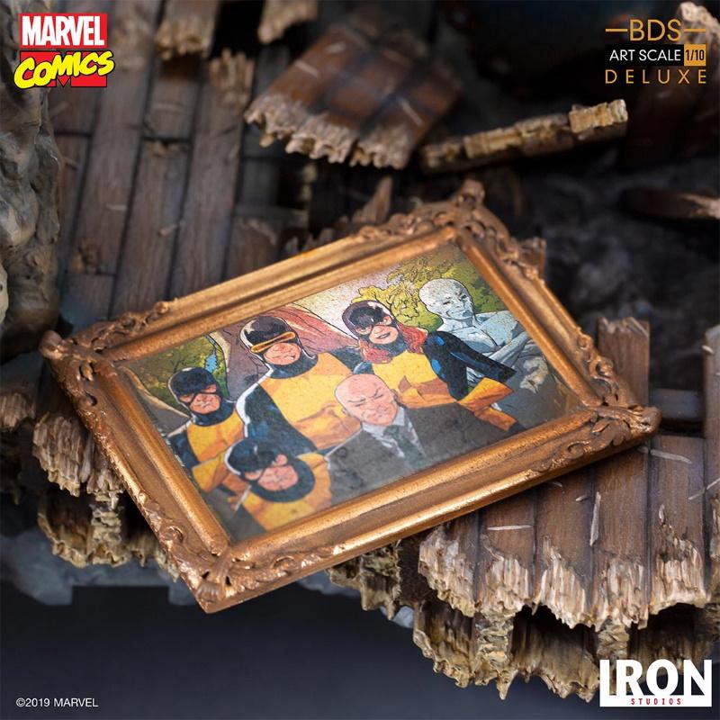 IRON STUDIOS : X-Men vs Sentinel 1/10 Scale Deluxe Statue Sentin36