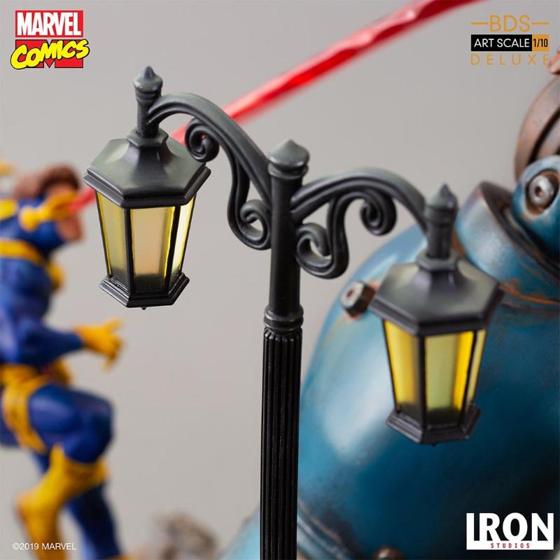IRON STUDIOS : X-Men vs Sentinel 1/10 Scale Deluxe Statue Sentin37