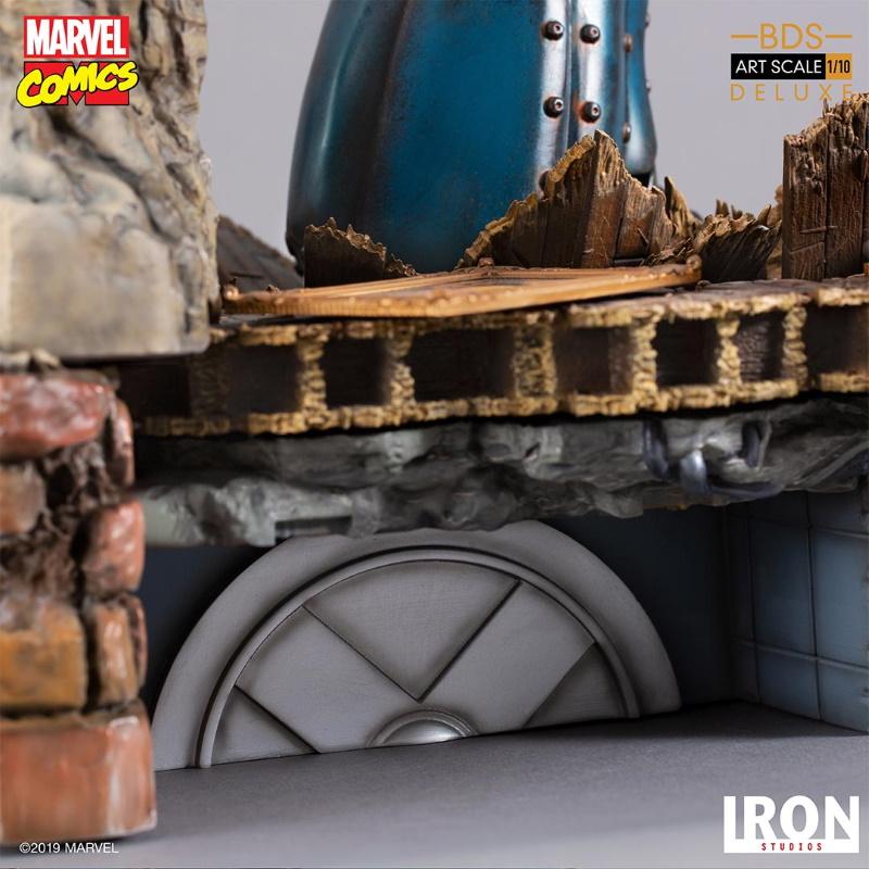 IRON STUDIOS : X-Men vs Sentinel 1/10 Scale Deluxe Statue Sentin40