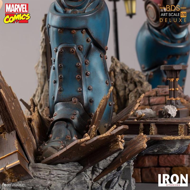 IRON STUDIOS : X-Men vs Sentinel 1/10 Scale Deluxe Statue Sentin41
