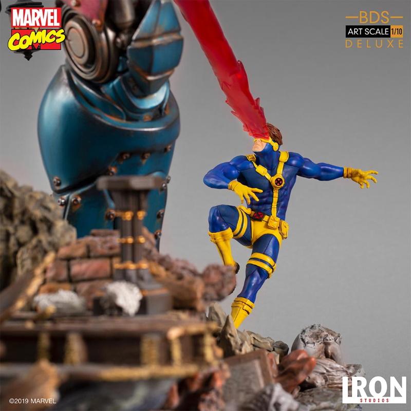 IRON STUDIOS : X-Men vs Sentinel 1/10 Scale Deluxe Statue Sentin43