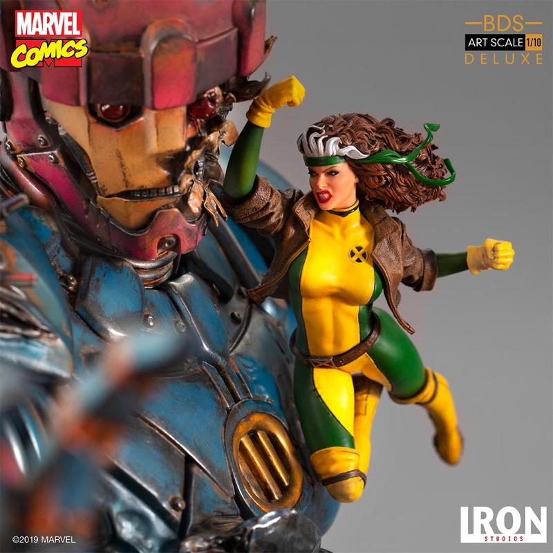 IRON STUDIOS : X-Men vs Sentinel 1/10 Scale Deluxe Statue Sentin44
