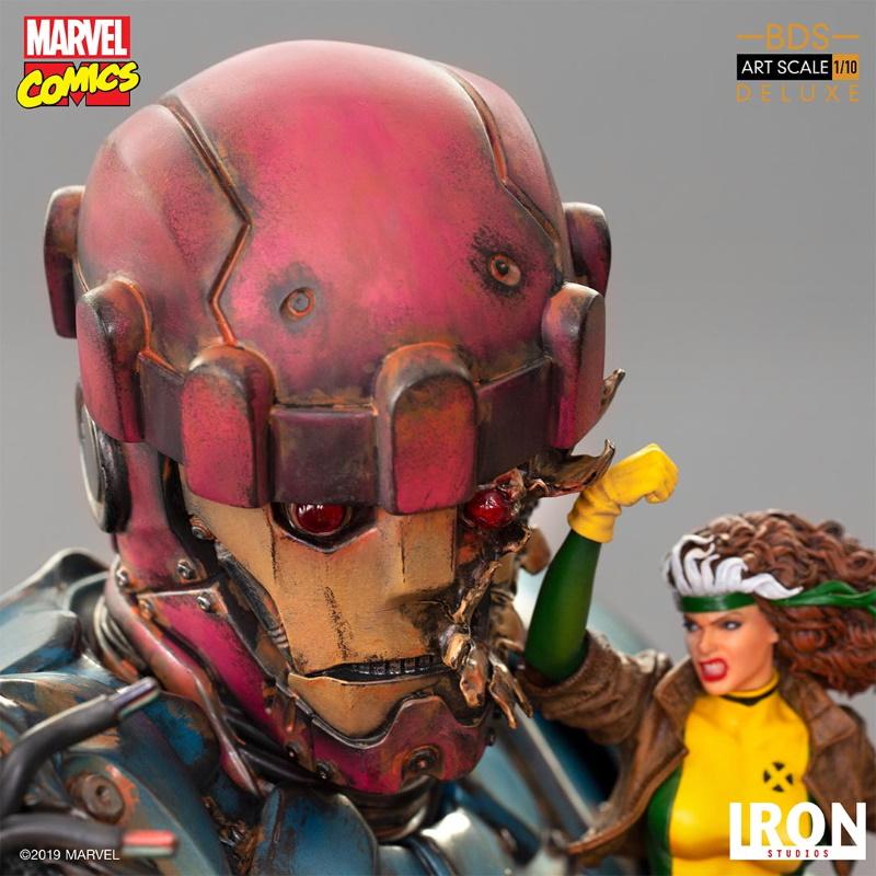IRON STUDIOS : X-Men vs Sentinel 1/10 Scale Deluxe Statue Sentin47