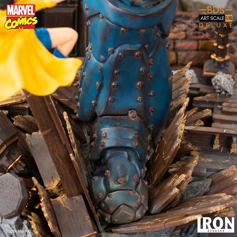 IRON STUDIOS : X-Men vs Sentinel 1/10 Scale Deluxe Statue Sentin48