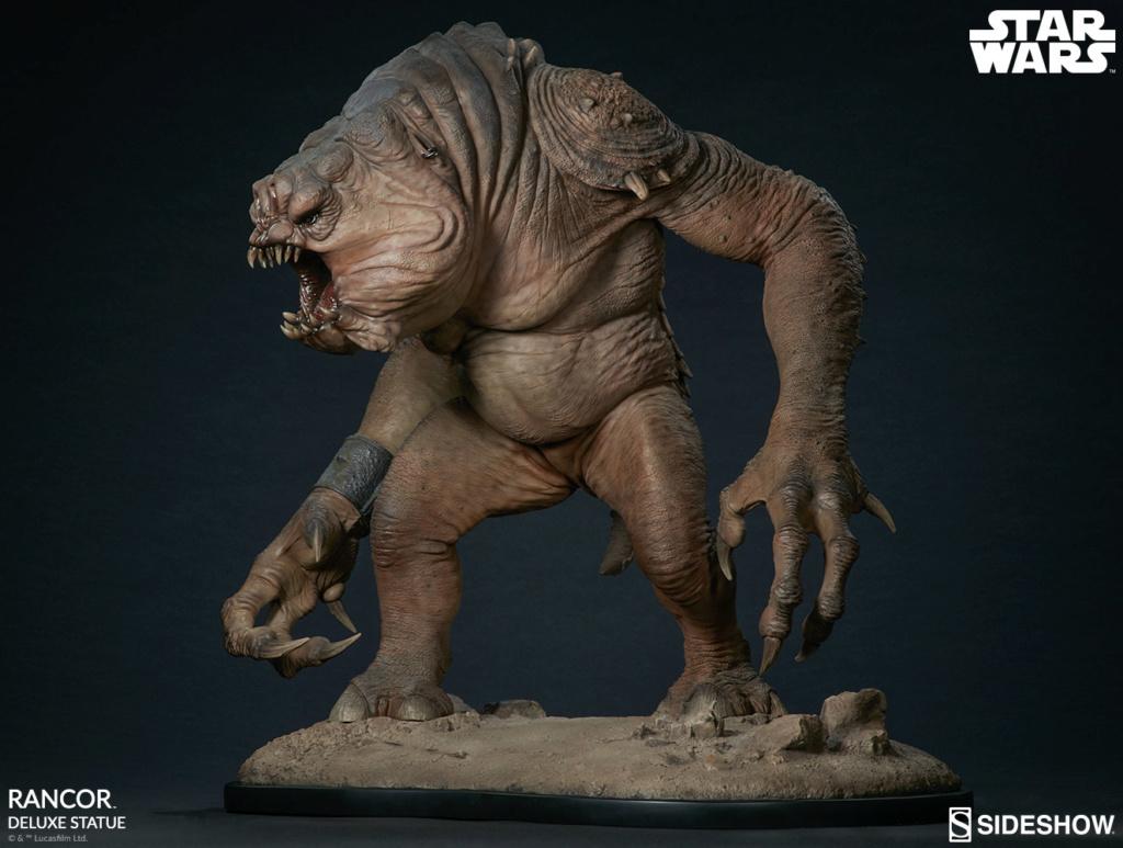 RANCOR Deluxe Statue Sidesh49