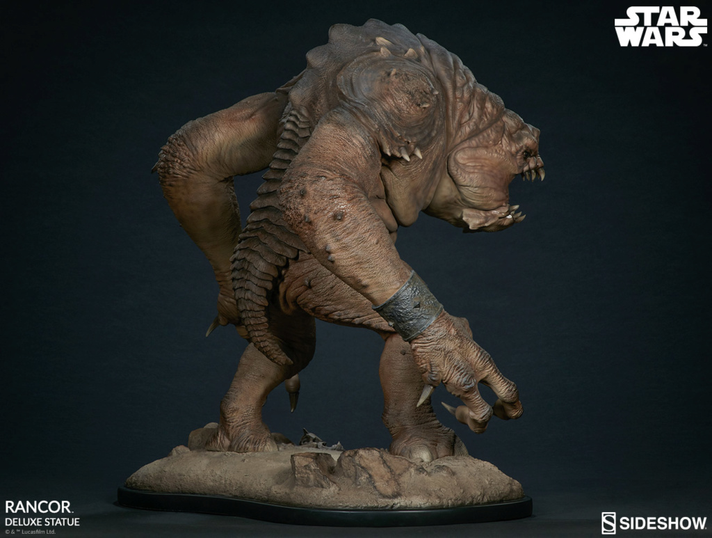RANCOR Deluxe Statue Sidesh50