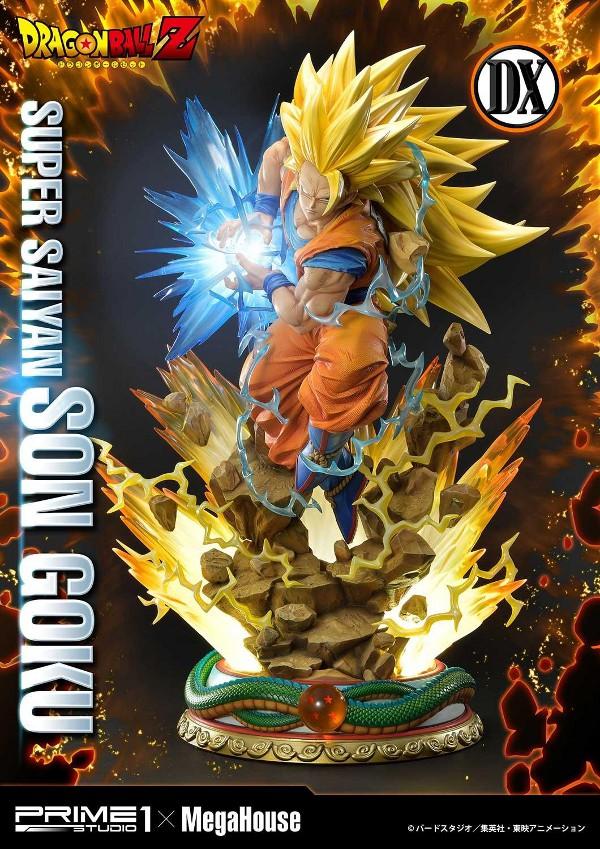 SUPER SAIYAN SON GOKU 1/4 scale statue Deluxe Son_go13