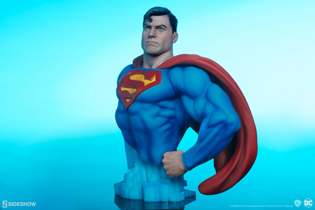 SUPERMAN Bust Superm27