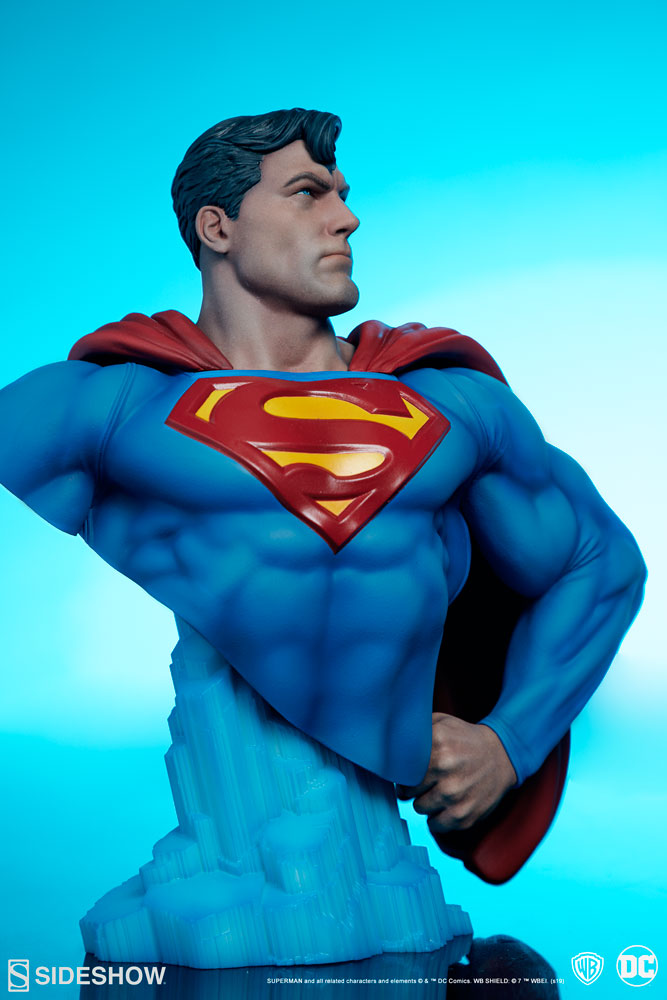 SUPERMAN Bust Superm28