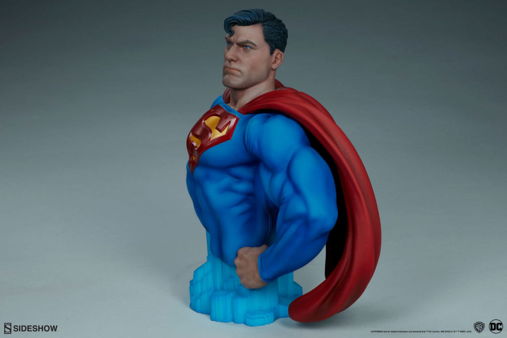SUPERMAN Bust Superm29