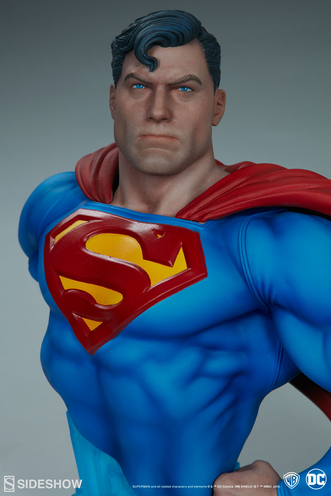 SUPERMAN Bust Superm32