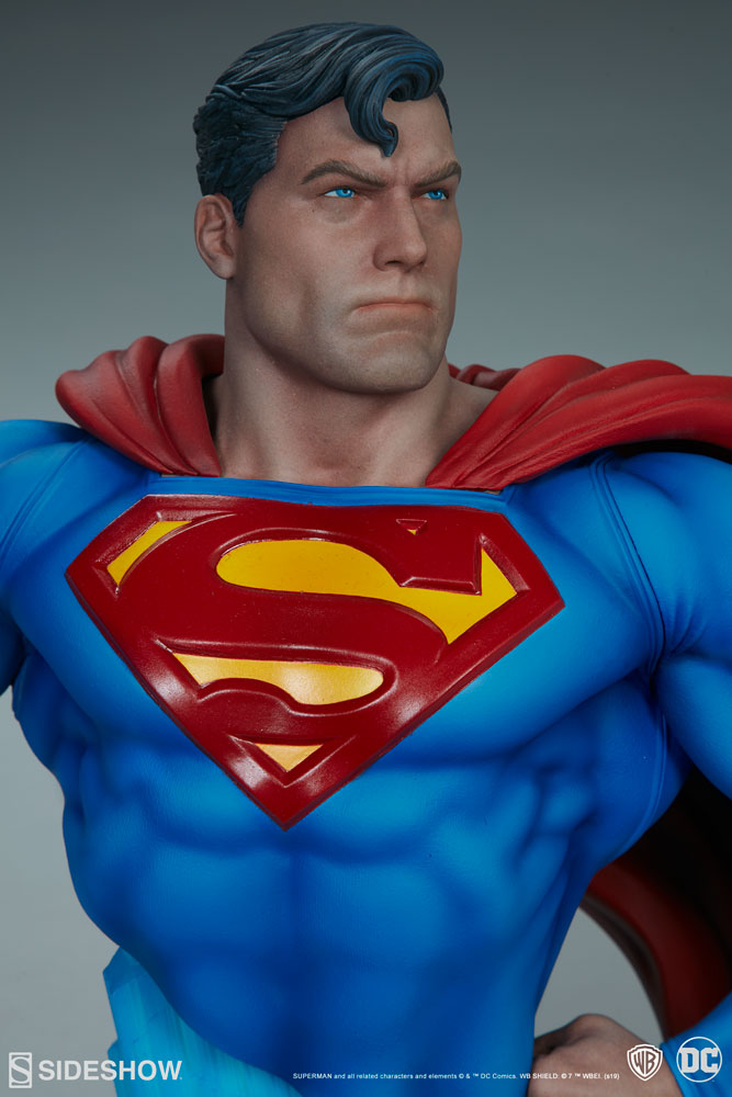 SUPERMAN Bust Superm33