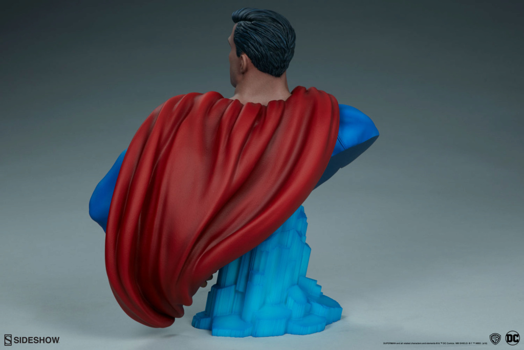 SUPERMAN Bust Superm38