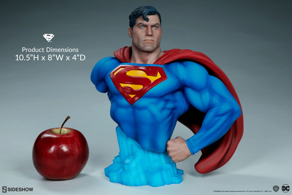 SUPERMAN Bust Superm39