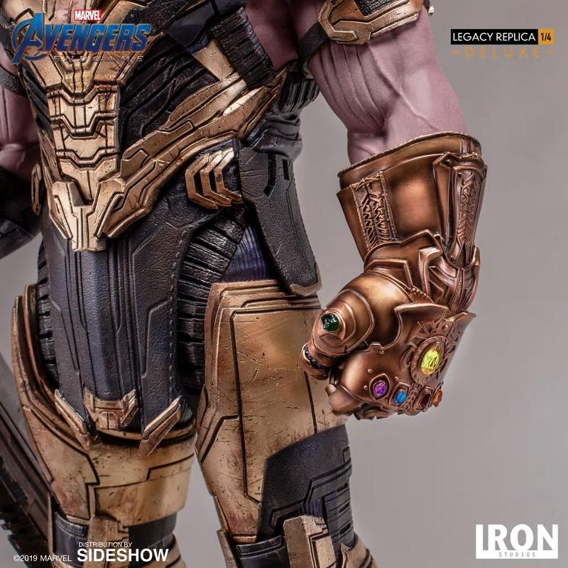 IRON STUDIOS : Avengers Endgame - Thanos (Deluxe) 1.4 statue Thanos42