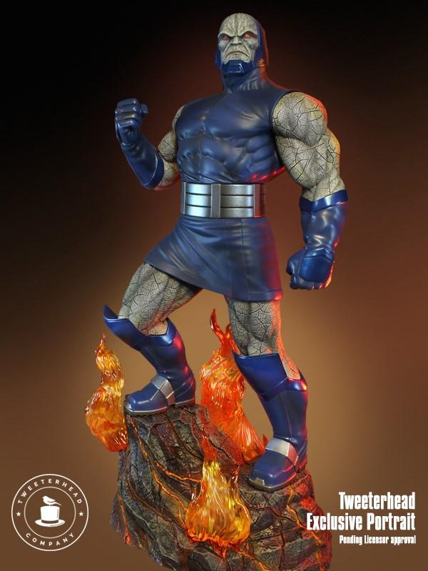Super Powers Collection : Darkseid 1/6 Scale Statue Tweete28
