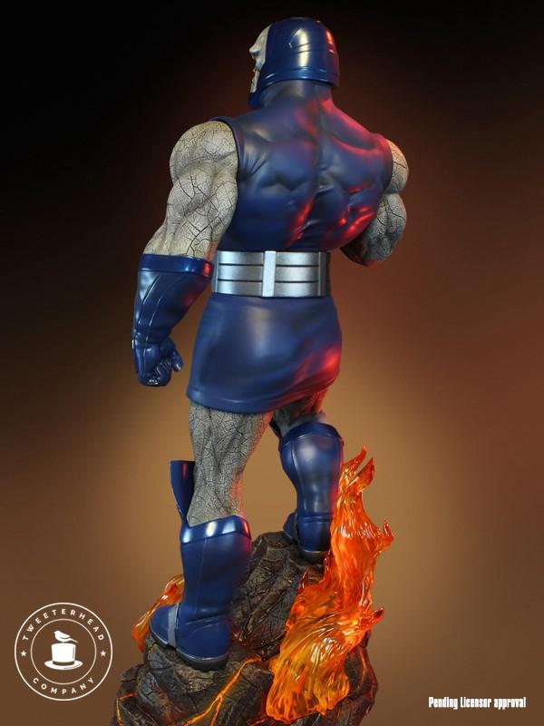Super Powers Collection : Darkseid 1/6 Scale Statue Tweete33