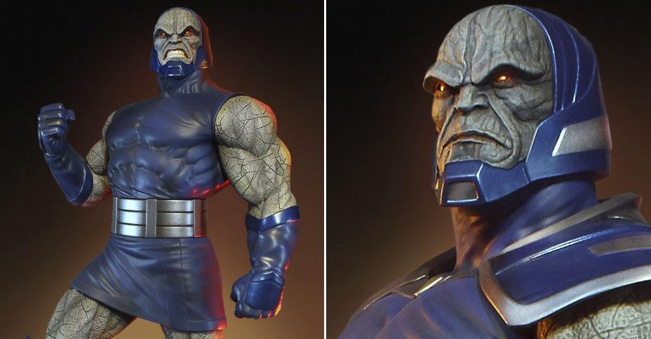Super Powers Collection : Darkseid 1/6 Scale Statue Tweete38