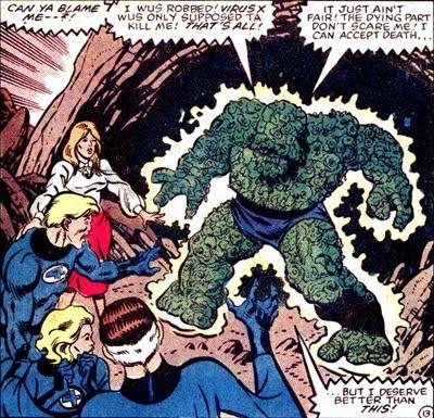 10 virus mortels qui ont infecté l'Univers Marvel ! Virus117