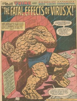 10 virus mortels qui ont infecté l'Univers Marvel ! Virus118