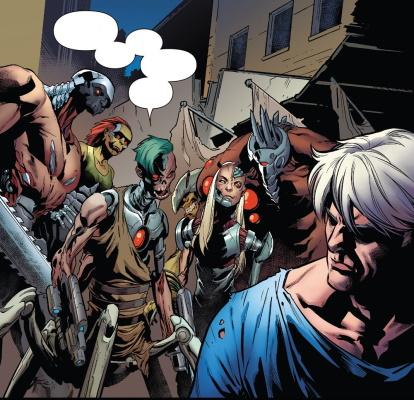 10 virus mortels qui ont infecté l'Univers Marvel ! Virus119